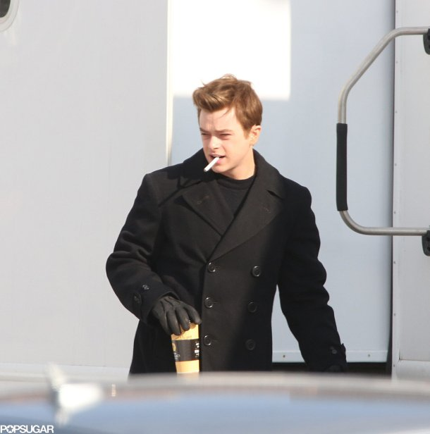 Dane-DeHaan-James-Dean-Life-Movie-Set-Pictures